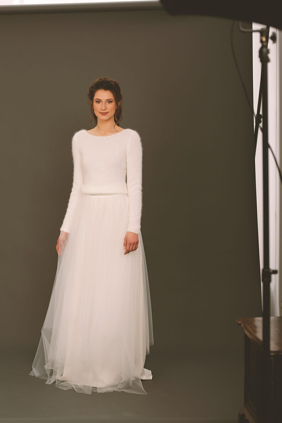 Brautkleider Inspiration aus Berlin // ANNE WOLF Brautmoden