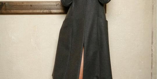 Anne Wolf Brautkleider aus Berlin. Jacken und Mäntel handgefertigt.