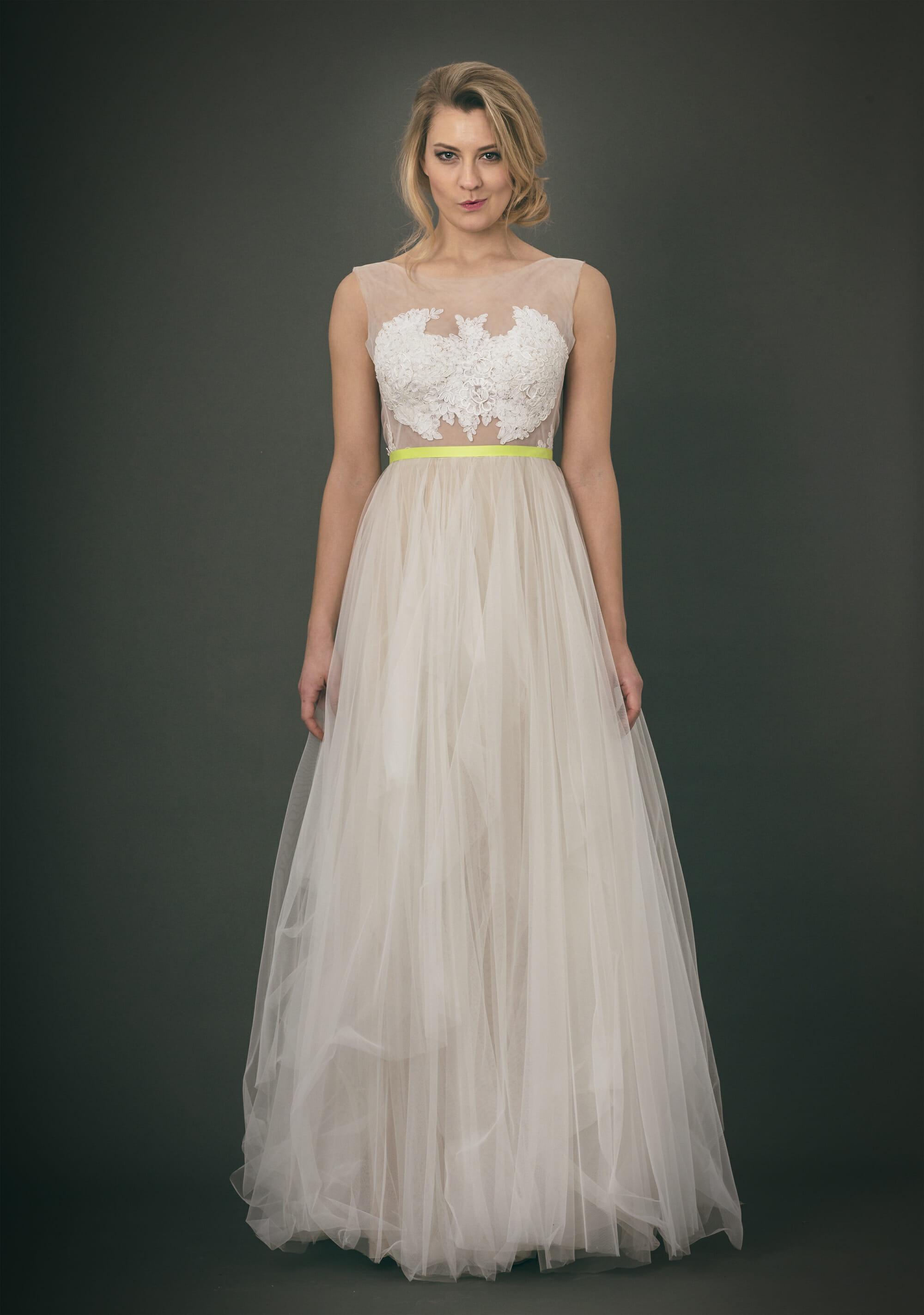 Brautkleider von Anne Wolf.