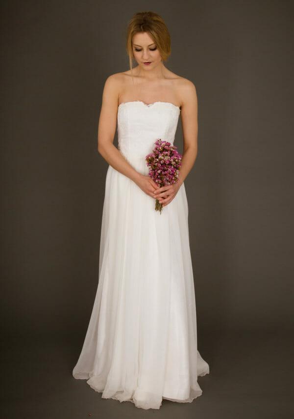 Brautkleid von ANNE WOLF. Modell Darlyn.