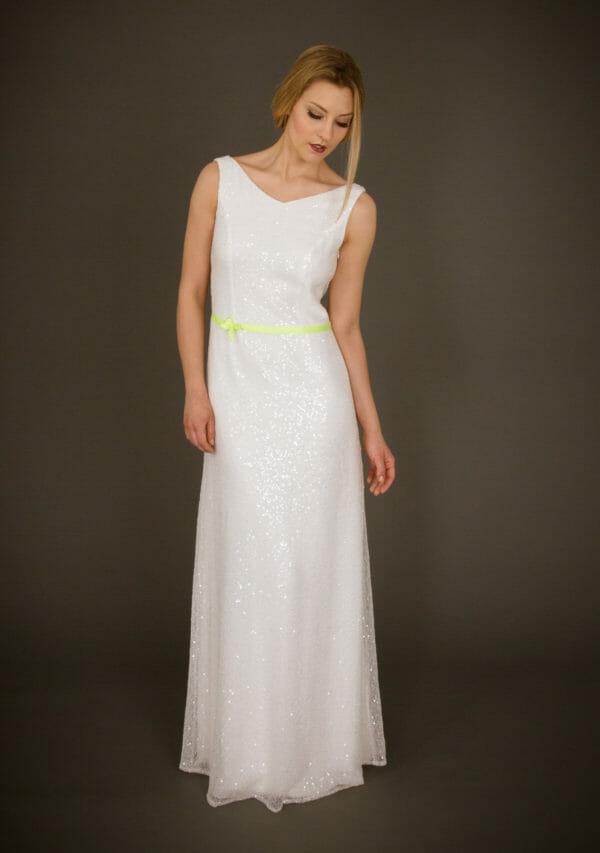 Brautkleid von ANNE WOLF. Modell Lucia.