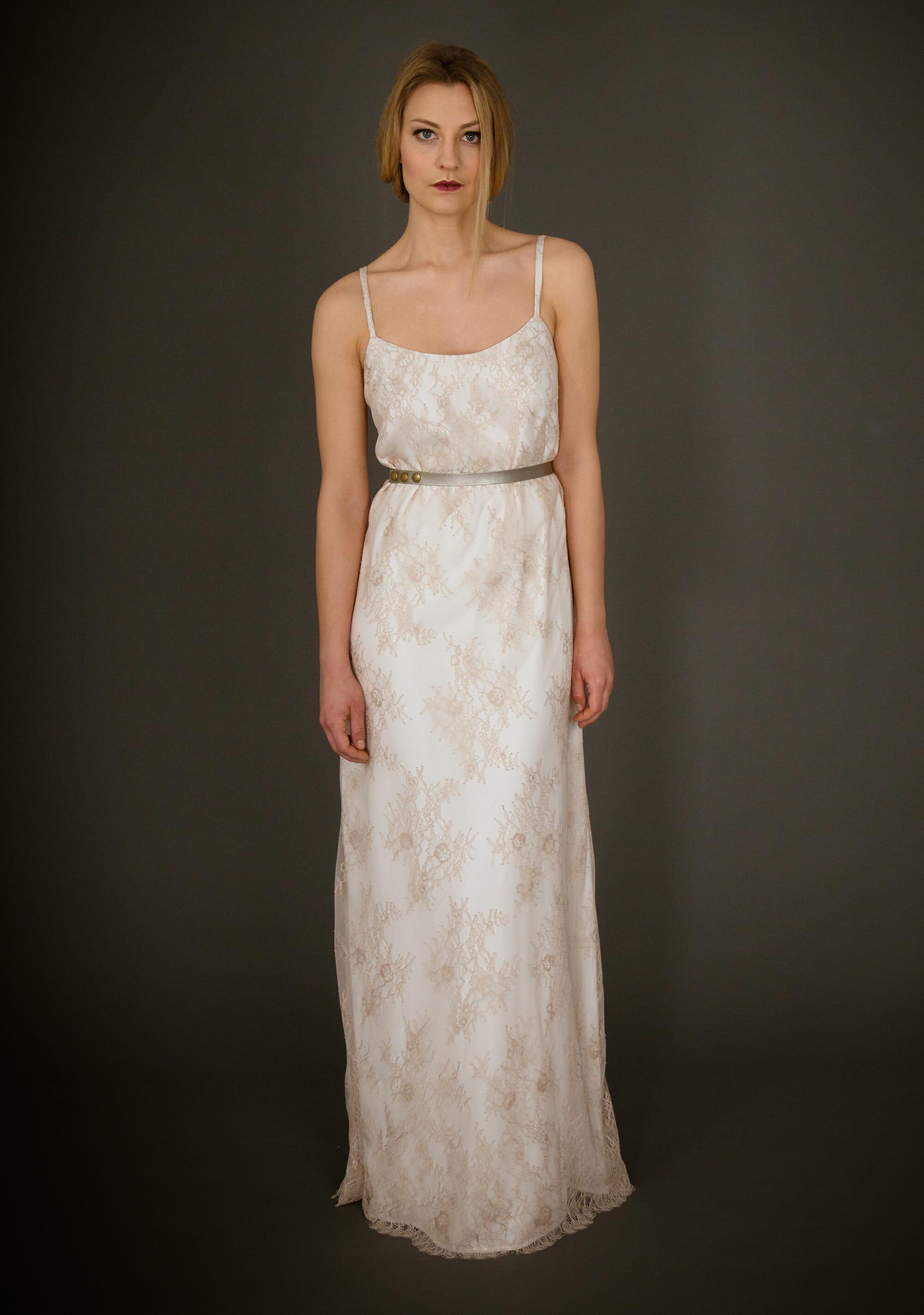 Brautkleid von ANNE WOLF. Modell Susi.