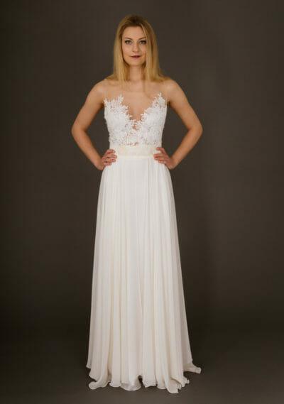 Brautkleid von ANNE WOLF. Modell Tessa.