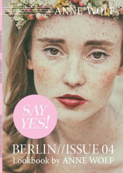 SAYYES! - Lookbook by ANNE WOLF