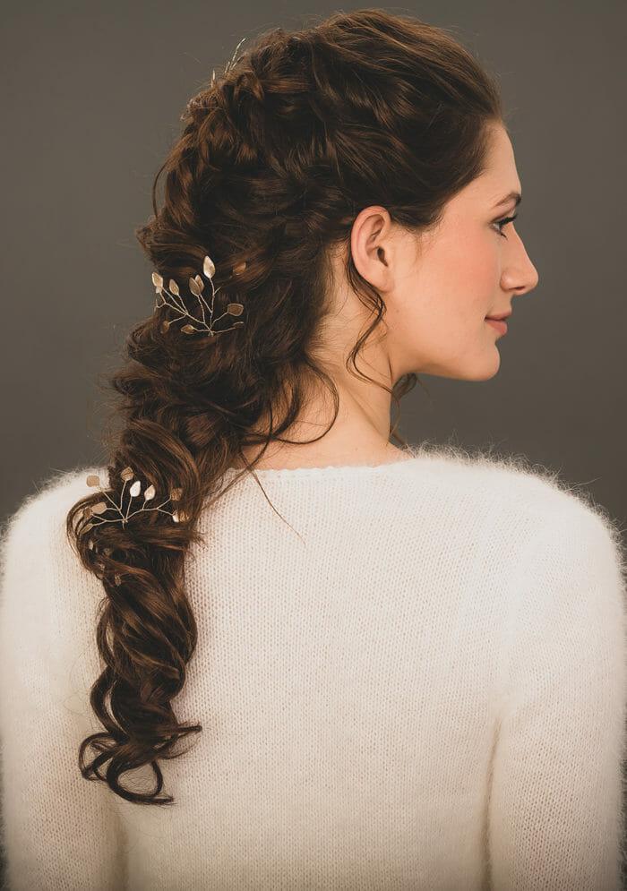 Haarschmuck Bloom