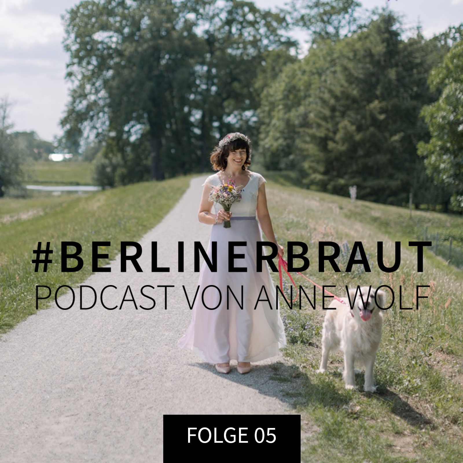 Beim Berlinerbraut-Podcast dreht sich alles um die Hochzeit und ums heiraten