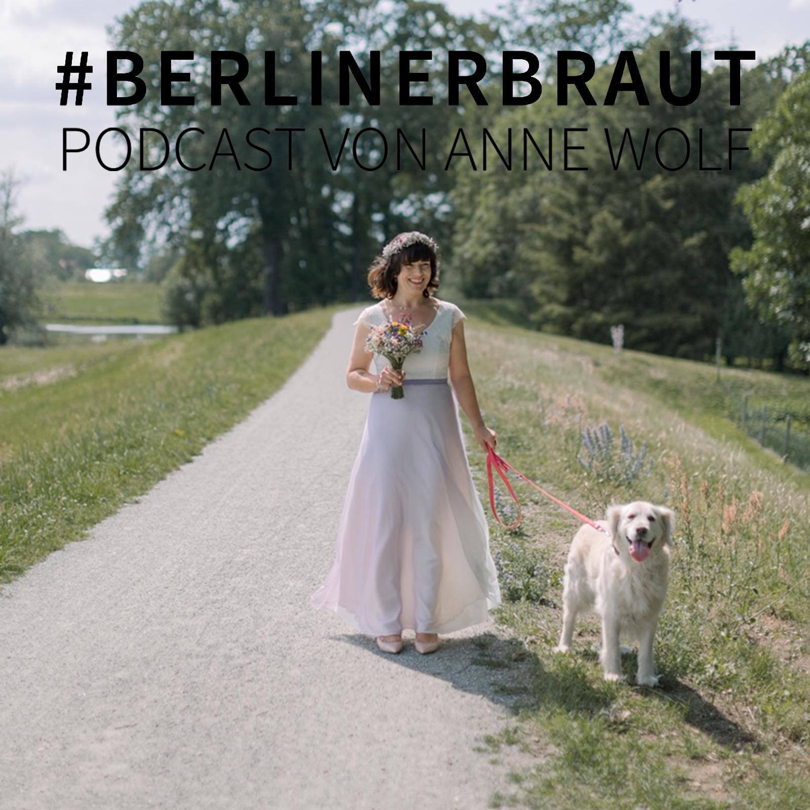 Podcast von ANNE WOLF mit der Braut Sabine