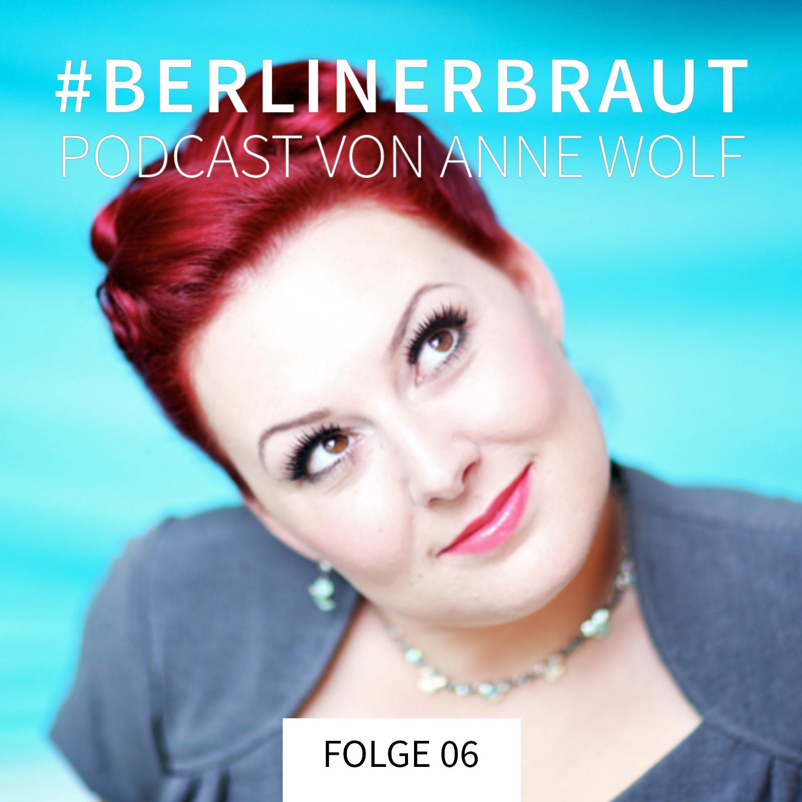 Podcast von Anne Wolf mit Svenja Schirk von Freakin' Fine Weddings